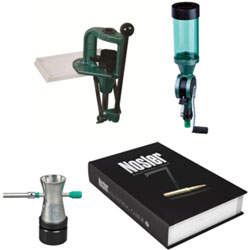 RCBS reloading equipment