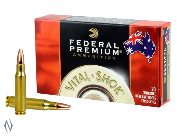 FEDERAL 308 WIN 130GR SPEER HP