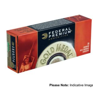 FEDERAL 223 REM 77GR MATCHKING GOLD MEDAL