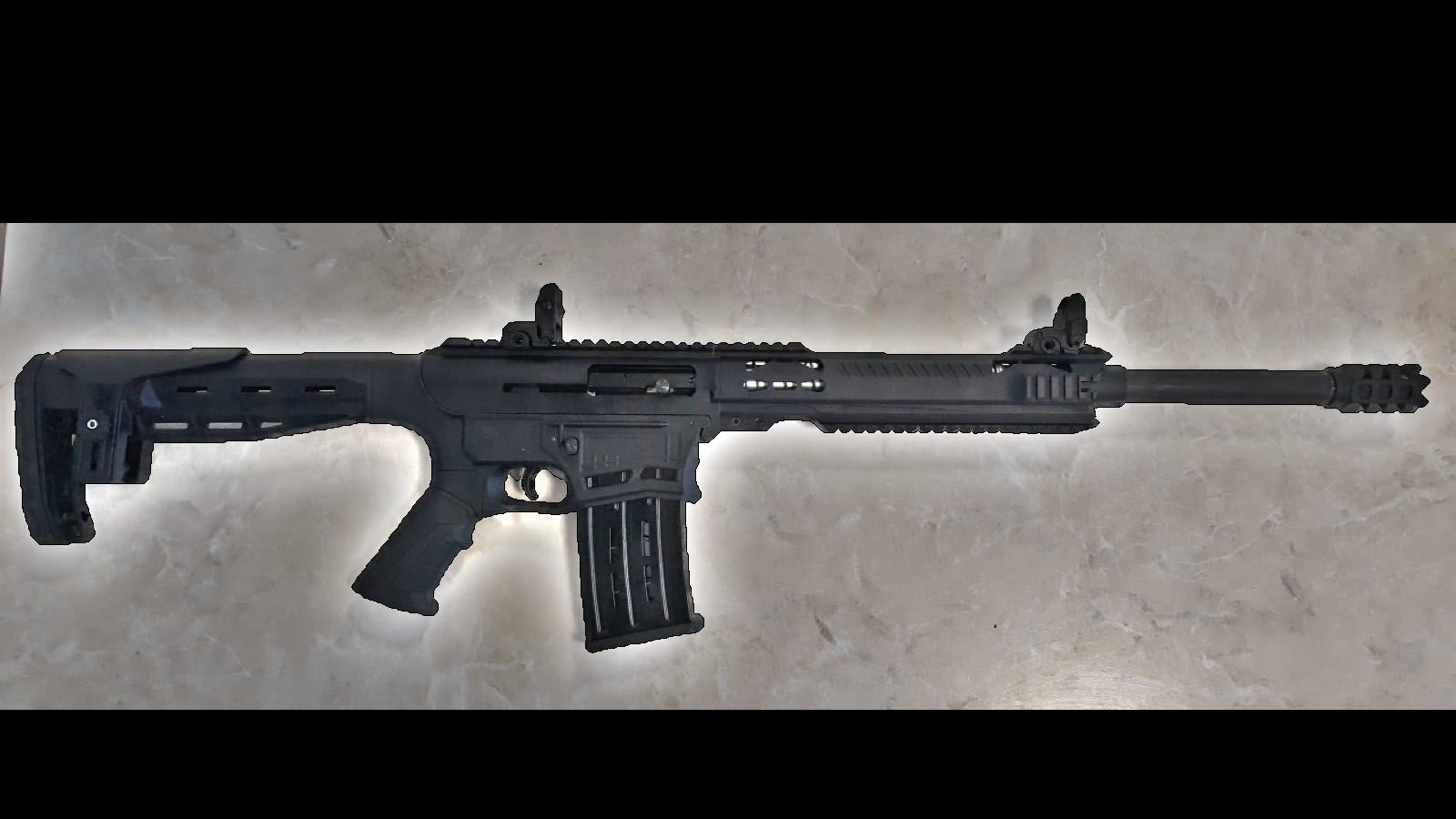 Berika Straight Pull Black Ops Synthetic Box Mag 5 1